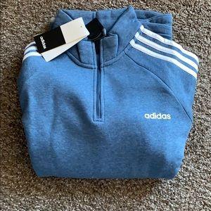 Adidas track jacket NWT